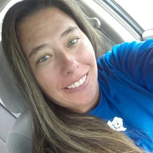Jarrell High School Volleyball coach Vicki Kieffer