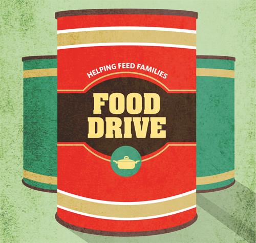 Canned Food Drive For Jarrell Pantry Advocate News Tx